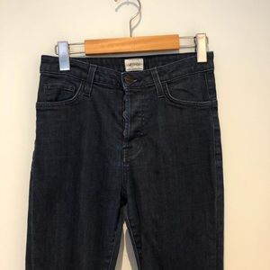 NWOT Hudson Standard High Waisted Buttonfly Jeans